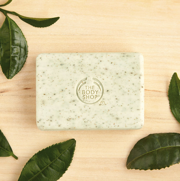Fuji Green Tea Exfoliating Soap