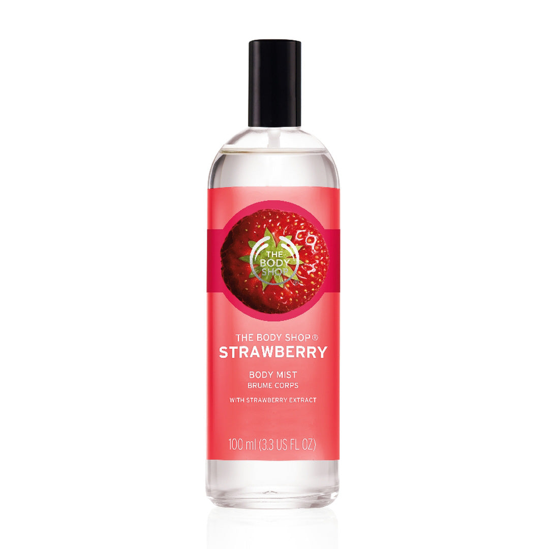 Strawberry Body Mist