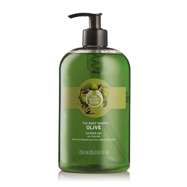 Olive Shower Gel