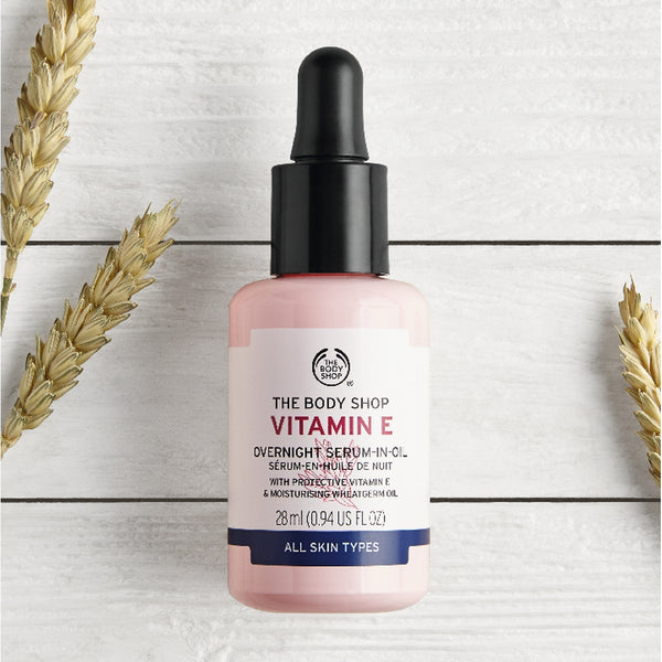Vitamin E Serum-in-Oil