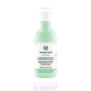 Aloe Calming Cream Cleanser