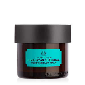 Himalayan Charcoal Purifying Glow Mask
