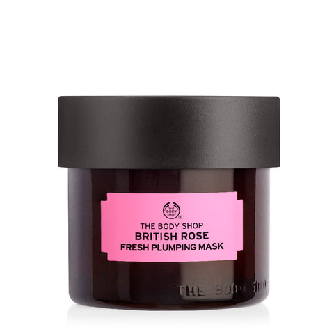 British Rose Fresh Plumping Mask
