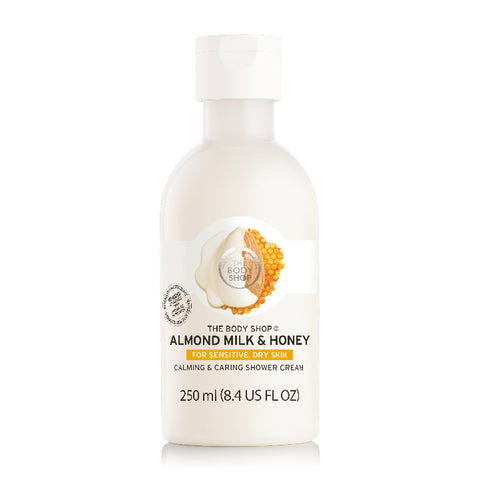 Almond Milk and Honey Soothing & Caring Shower Cream
