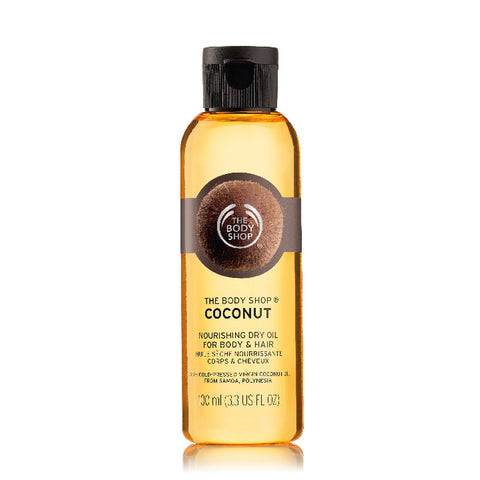 Coconut Nourishing Dry Oil For Body & Hair