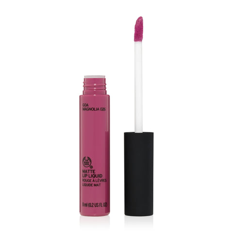 Matte Lip Liquid Goa Magnolia 026