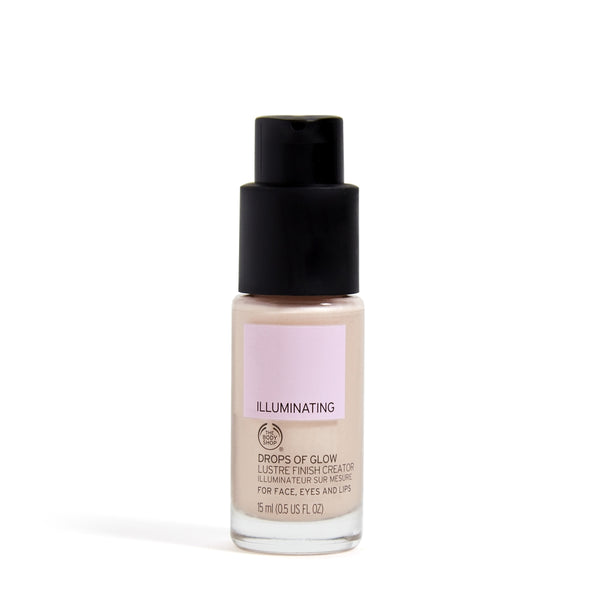 Drops of Glow Lustre Finish Creator