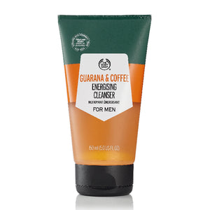 Guarana and Coffee Energising Cleanser For Men