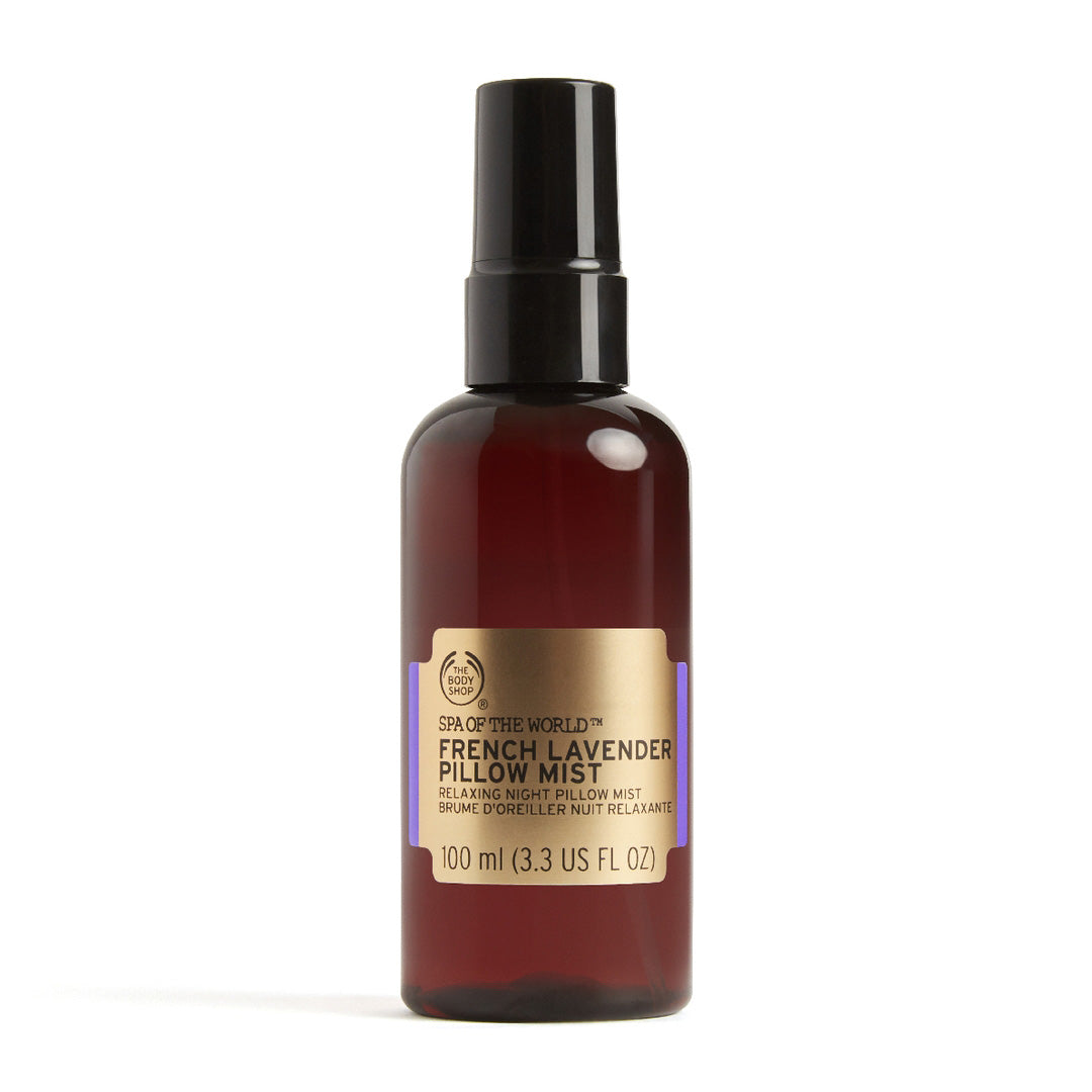 Spa Of The World French Lavender Pillow Mist