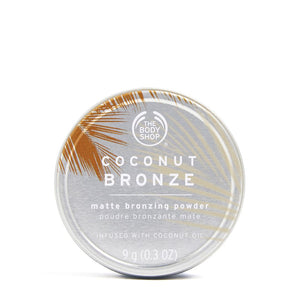 Coconut Bronze Matte Bronzing Powder Medium