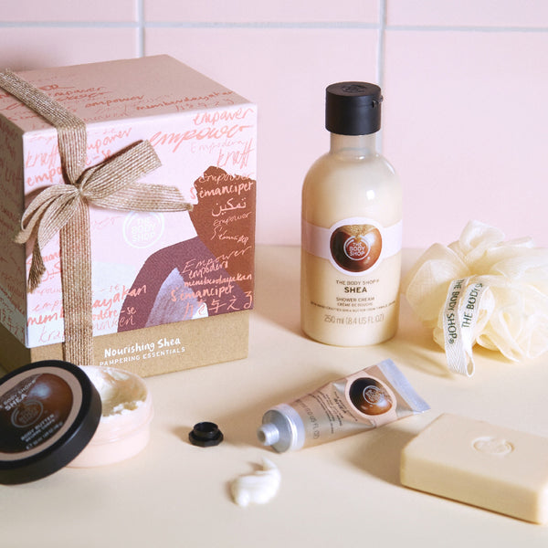 Nourishing Shea Pampering Essentials