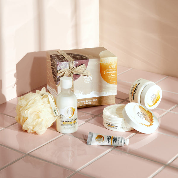 Soothing Almond Milk & Honey Premium Collection