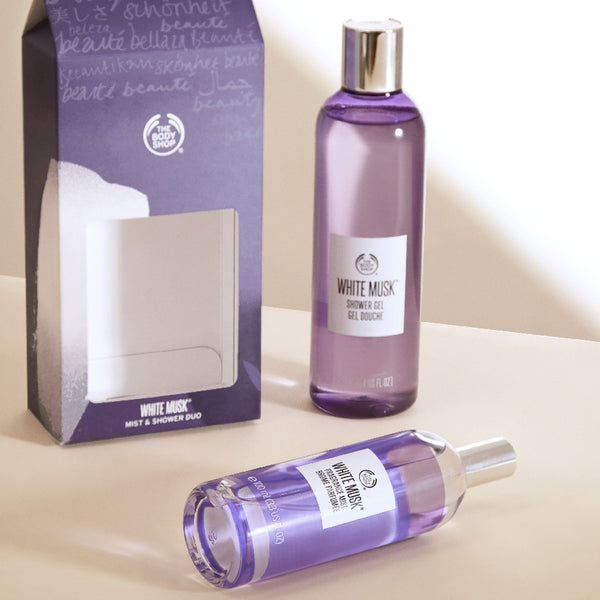 White Musk® Mist & Shower Duo
