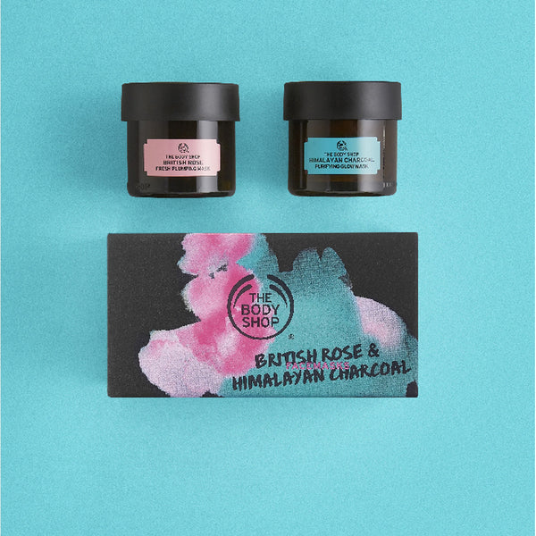 Plumping & Purifying Facial Mask Duo
