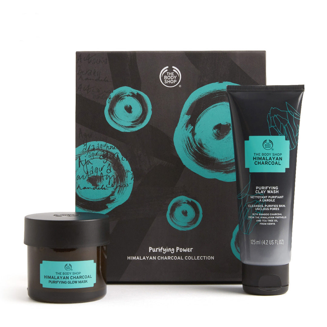 Purifying Power Himalayan Charcoal Collection