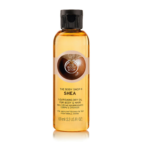 Shea Nourishing Dry Oil For Body & Hair