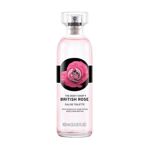 British Rose Eau de Toilette