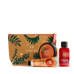 Sweet Mango & Strawberry Gift Pouch