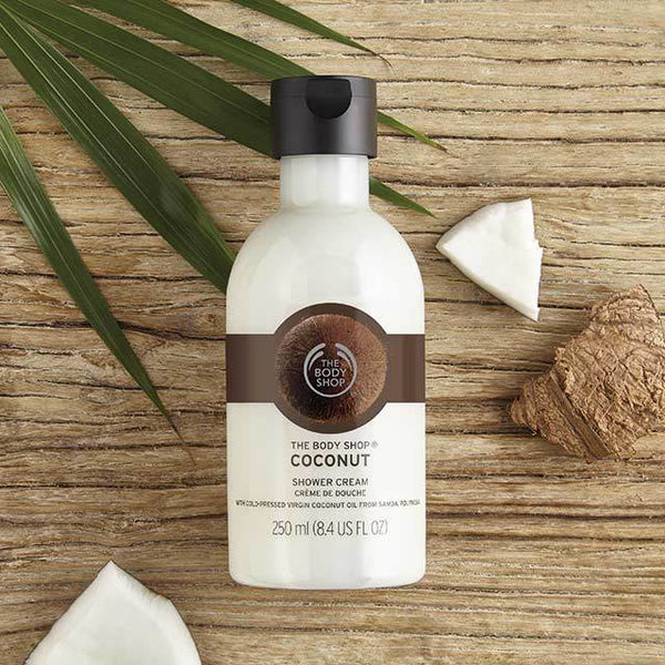 Coconut Shower Cream