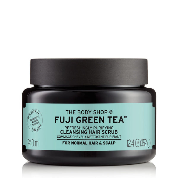 Fuji Green Tea Refreshingly Purifying Hair Scrub