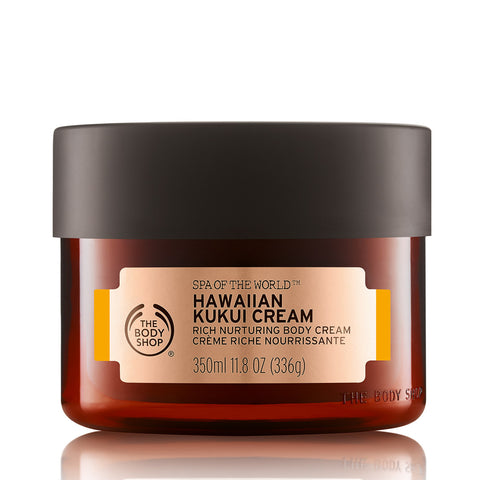 Spa of the World Hawaiian Kukui Cream