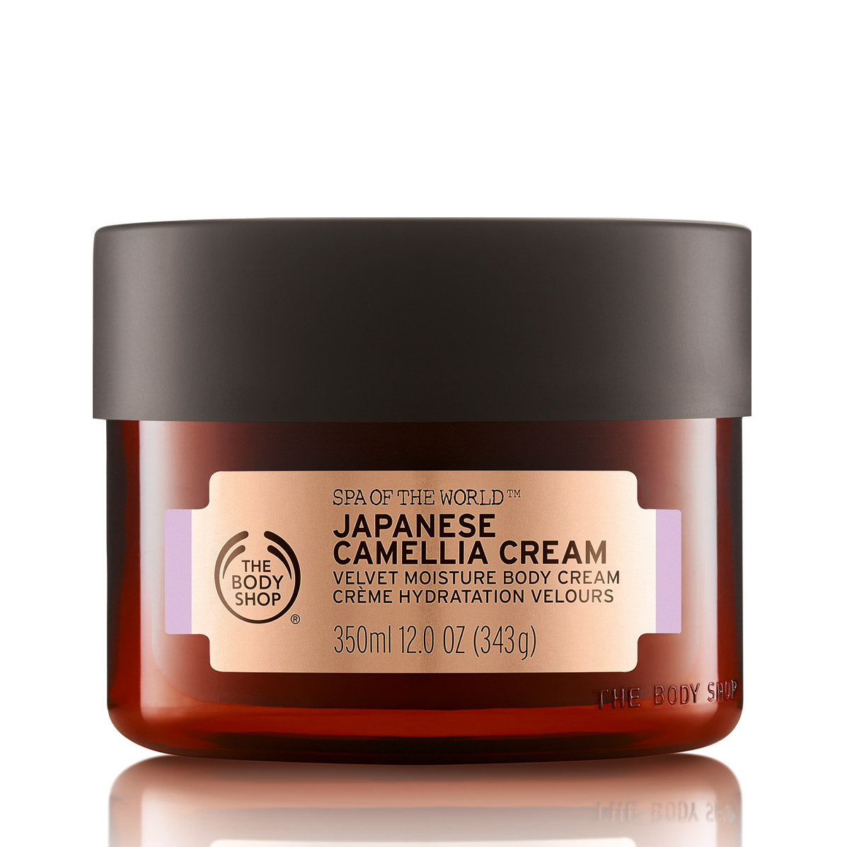 Spa of the World Japanese Camellia Cream