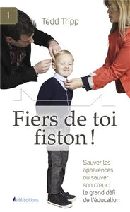 Fiers de toi fiston! (livre audio)
