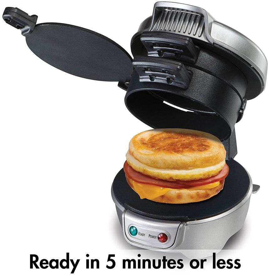 Hamburger Sandwich Maker