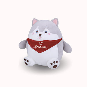 Peluches Husky Large