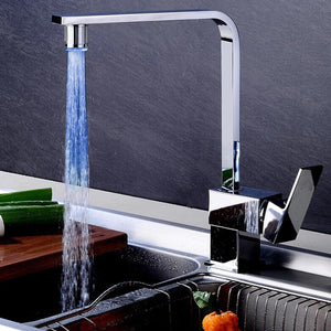 Colourful Glow Faucet Light - LuminoLights