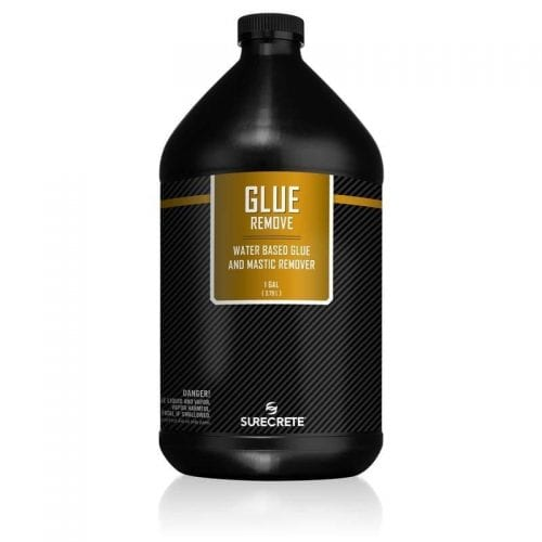 Carpet Glue Remover for Concrete Mastic Adhesives Removal GlueRemove™