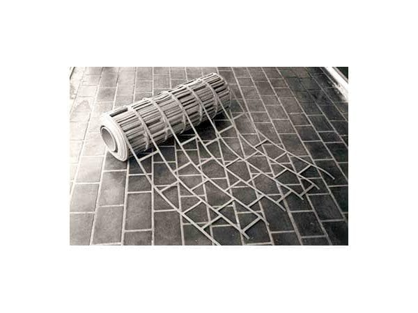 Concrete Stencils – Adhesive Backed and Non-Adhesive
