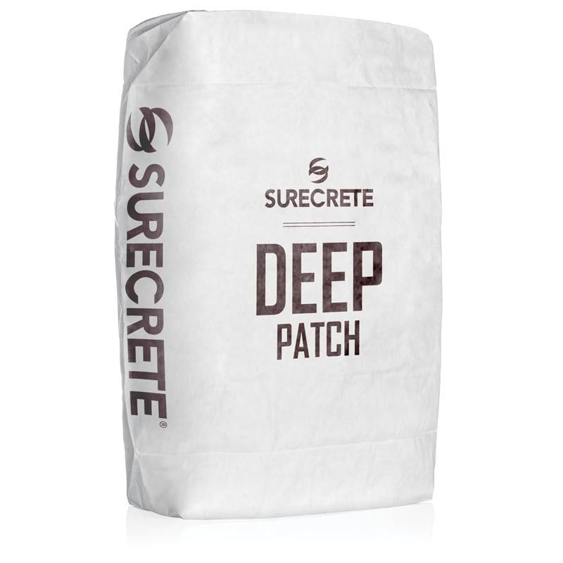 Thick Concrete Repair Large Hole Patching Product Deep Patch™