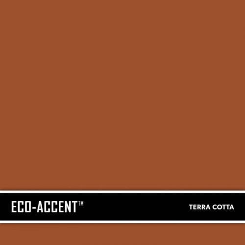 Powder Stamped Concrete Accent Color Water-Based Stain Eco-Accent™