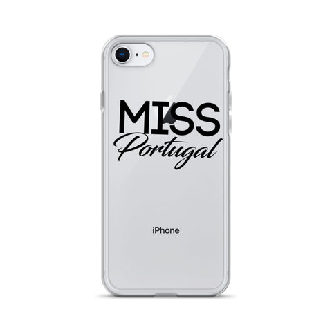 Miss Portugal Coque pour iPhone