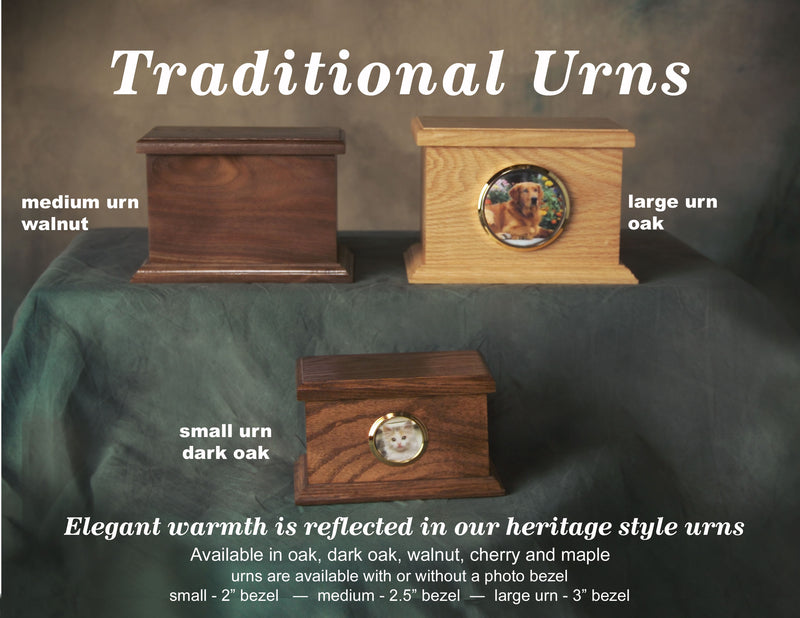 Traditional Urns