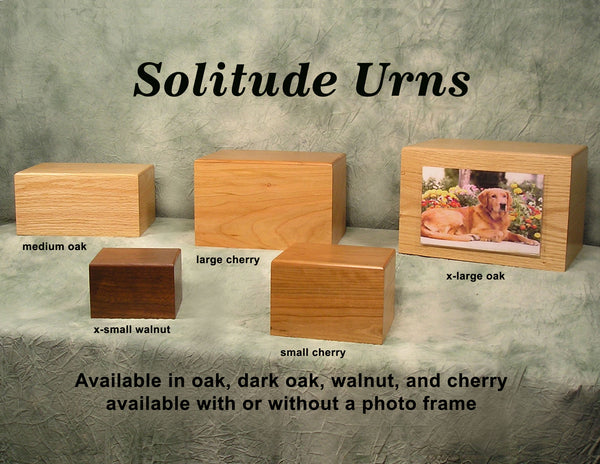 Solitude Urns