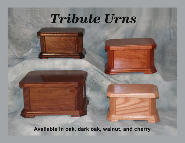 Tribute Urns