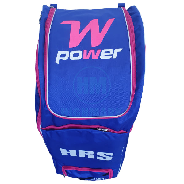 HRS WPower Duffle Kit Bag - Highmark Cricket