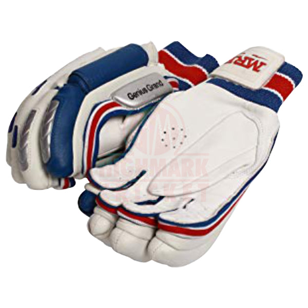 MRF Genius Grand Edition Batting Gloves - Highmark Cricket