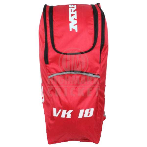 MRF Genius VK18 SR Duffle Kit Bag - Highmark Cricket