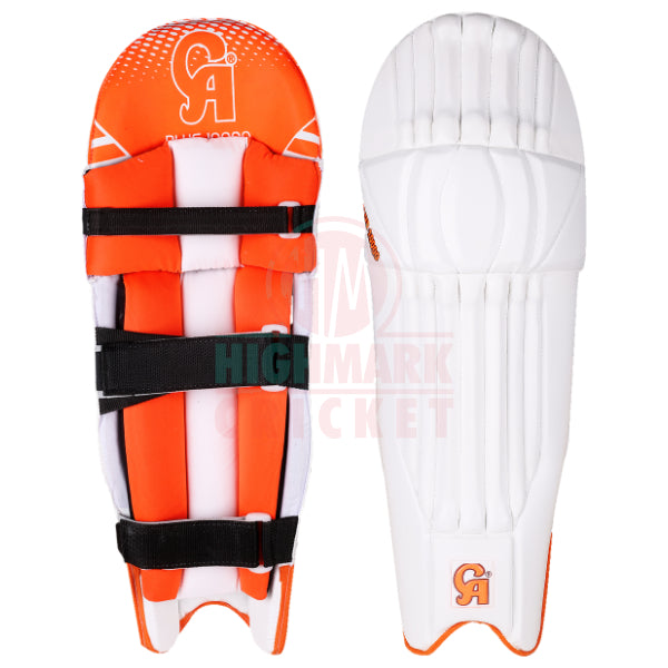 CA Plus 10000 Batting Leg Guards - Highmark Cricket