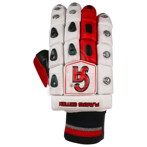 CA Plus 15000 Player Edition Batting Gloves - Highmark Cricket