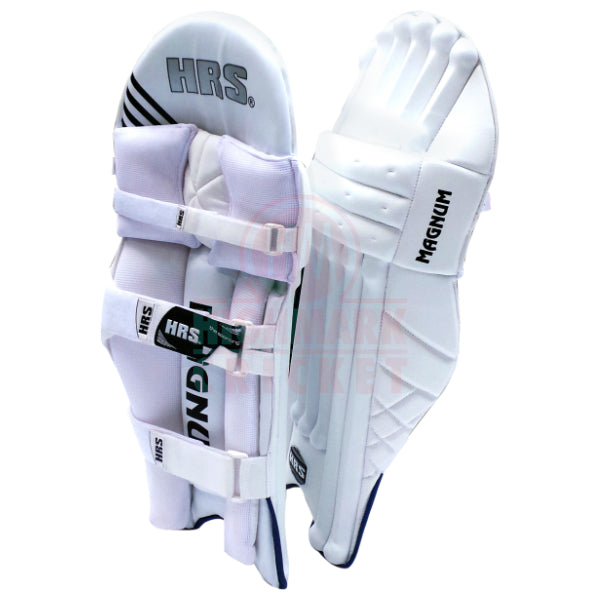 HRS Magnum Batting Leg Guards - Highmark Cricket