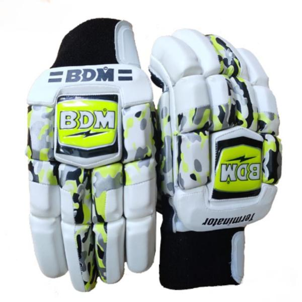 BDM Terminator Batting Gloves - Highmark Cricket
