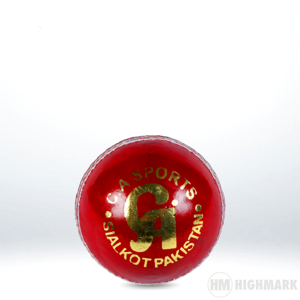 CA League Special 4PC Leather Cricket Ball - Highmark Cricket