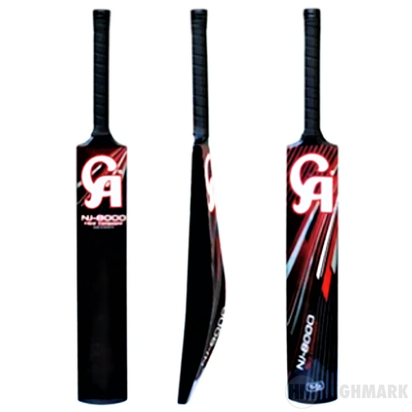 CA NJ-8000 Fiber Cricket Bat - Highmark Cricket