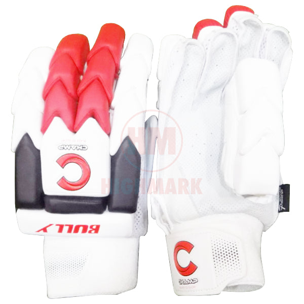 Champ Bully Batting Gloves - Highmark Cricket