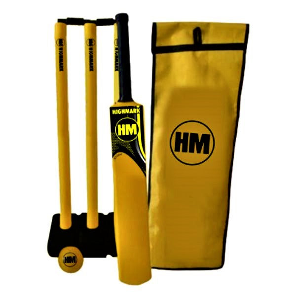 HM Storm Plastic Cricket Set - Highmark Cricket