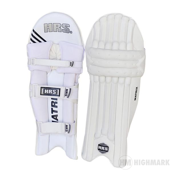 HRS Matrix Batting Leg Guard (Small / Junior) - Highmark Cricket